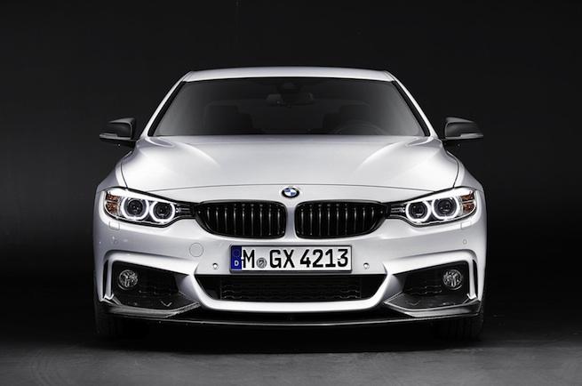 BMW Série 4 M Performance