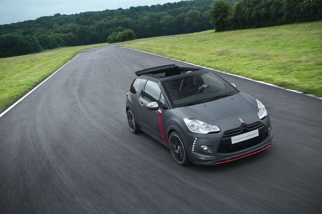 Citroën DS3 Cabrio Racing