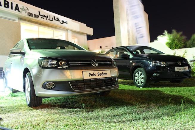 Ennakl Automobiles présente la Polo Sedan