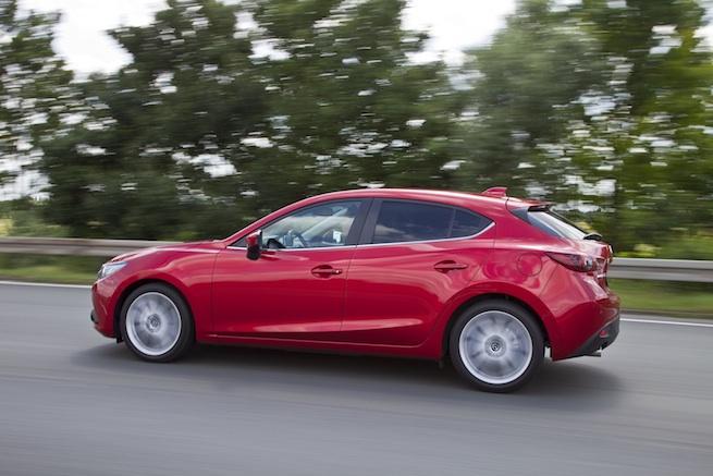 Mazda Route3 – Hiroshima to Frankfurt Challenger Tour 2013