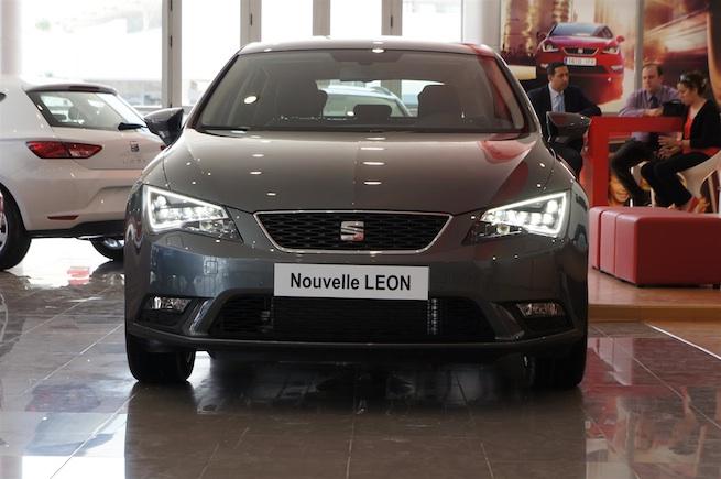 La Nouvelle Seat Leon disponible chez ENNAKL