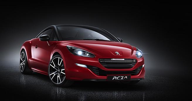 Peugeot RCZ R, 270 ch sous le capot !
