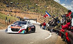 Sébastien Loeb et la 208 T16 Pikes Peak atomisent le record de Pikes Peak