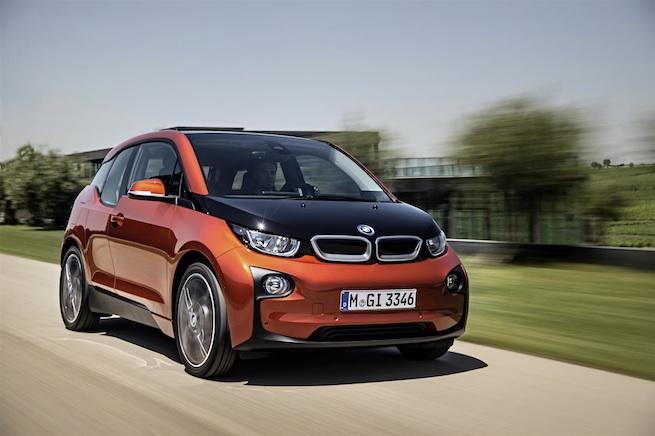 BMW i3, la citadine 100% électrique