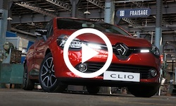 Essai de la nouvelle Clio dans 100% auto !