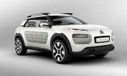 Citroën Cactus : La nouvelle donne !