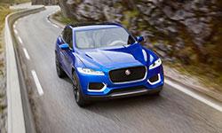 Jaguar dévoile le concept C-X17 à Francfort