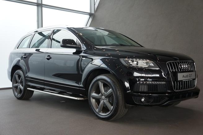 L'Audi Q7 arrive chez Ennakl Automobiles