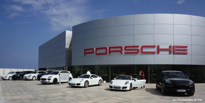 Porsche Tunisie organise les Clinic Days