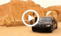 1500 km en BMW  M3 dans 100% auto