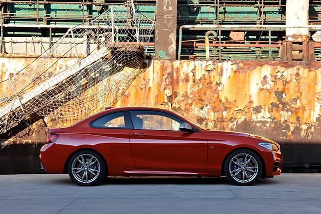 BMW dévoile enfin la Série 2