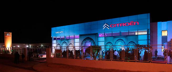 Citroën Tunisie inaugure à El Mghira la plus grande succursale de la marque en Afrique
