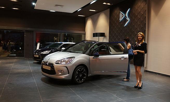 Citroën Tunisie lance la DS3 Cabrio