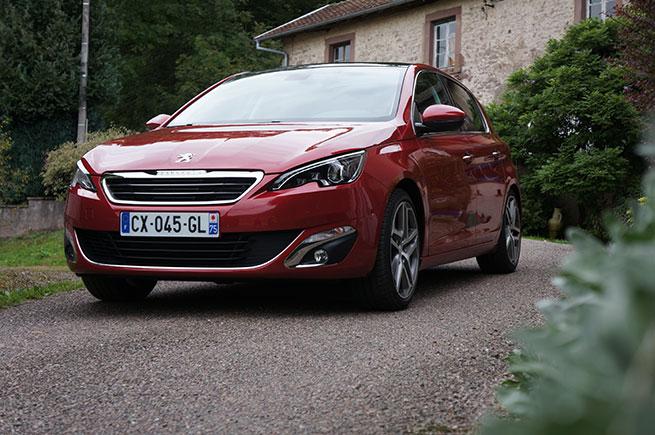 Essai de la nouvelle Peugeot 308, la lionne sort ses griffes