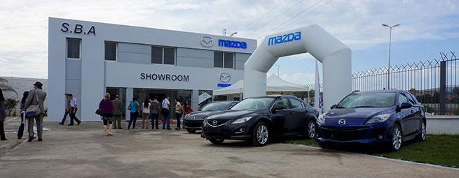 Mazda ouvre une nouvelle agence à Bizerte
