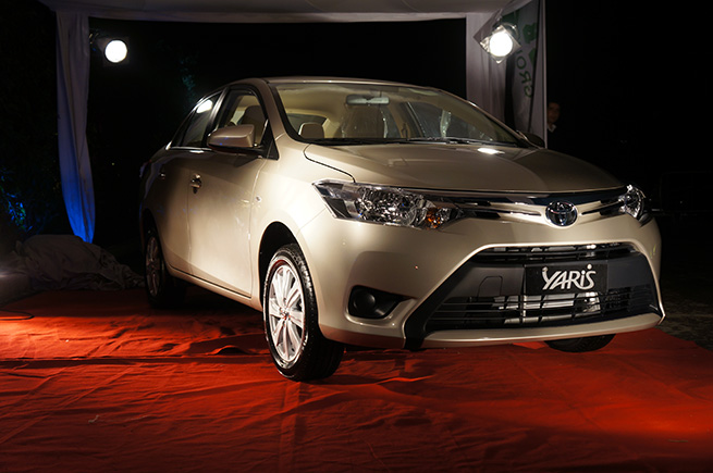 BSB lance la nouvelle Toyota Yaris Sedan
