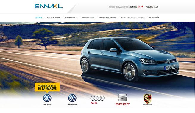 Ennakl Automobiles mise sur le digital