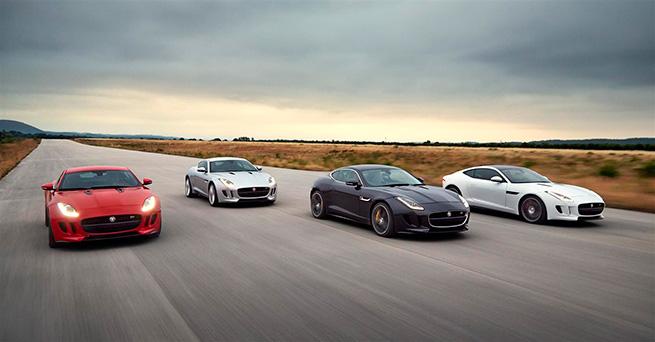 Jaguar dévoile le F-Type Coupé !