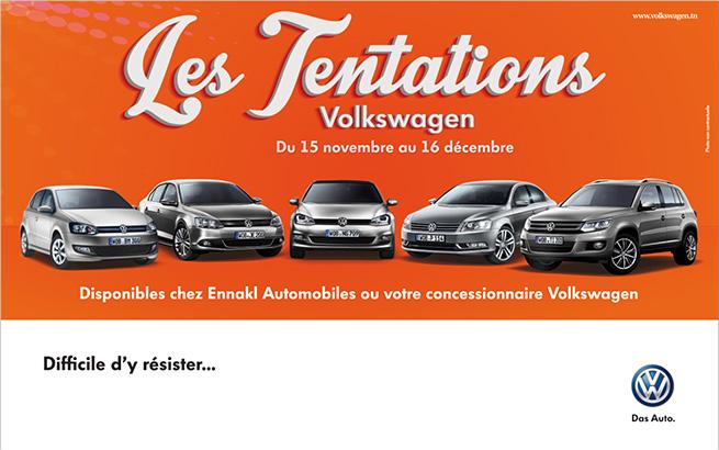 Journées portes ouvertes les tentations Volkswagen