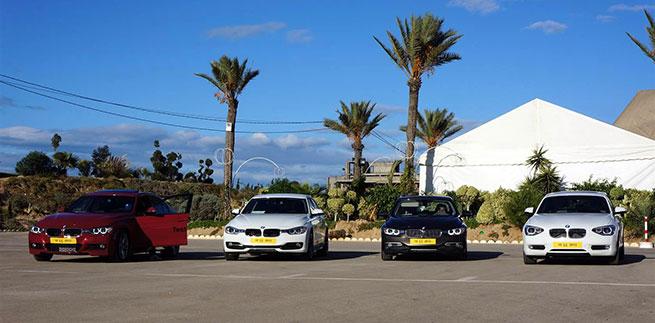 Les Essais BMW à Sousse