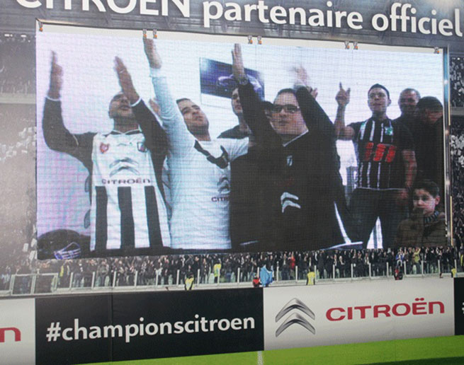 Citroën tunisie félicite  le Club Sportif Sfaxien