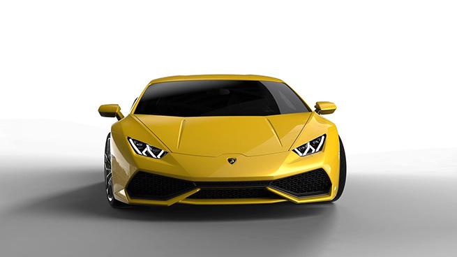 Lamborghini Huracan !