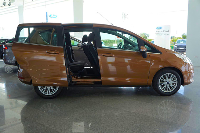 Nouveau Ford B-Max chez Alpha Ford !