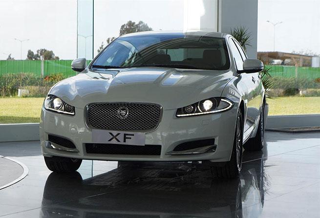 Nouvelle Jaguar XF 2.0 T Classic