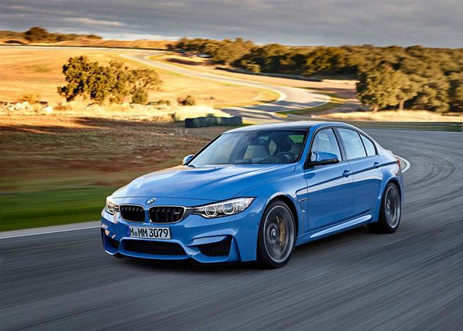 Nouvelles BMW M3 et M4