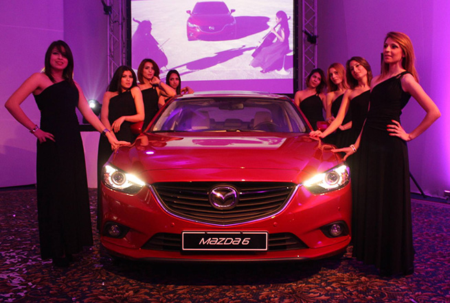 Economic Auto lance la nouvelle Mazda6