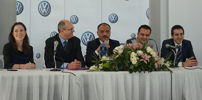 Ennakl Automobiles et Volkswagen s'associent au Handball Tunisien