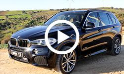 Essai du nouveau BMW X5 dans 100% auto