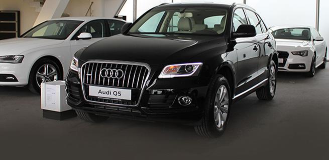 L'Audi Q5 restylé disponible chez Ennakl Automobiles