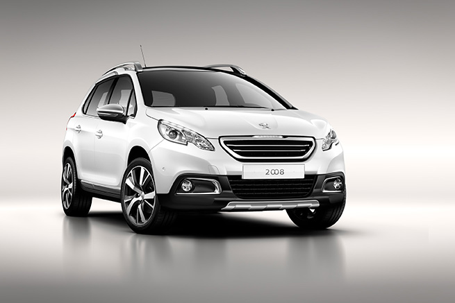 Le Crossover Peugeot 2008 accumule les récompenses