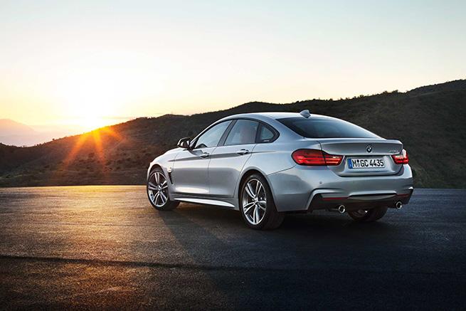 BMW Série 4 Grand Coupé