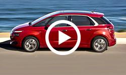 Essai Citroën C4 Picasso - 100% auto - Nessma TV