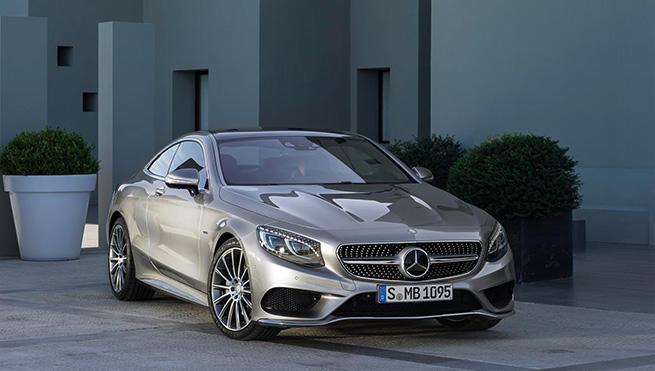 Nouvelle Mercedes-Benz Classe S Coupé