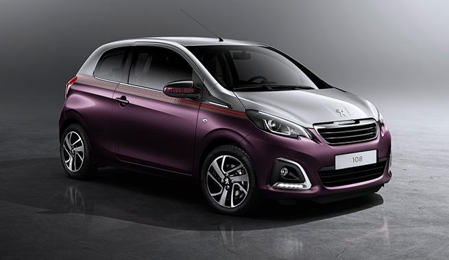 Nouvelle Peugeot 108