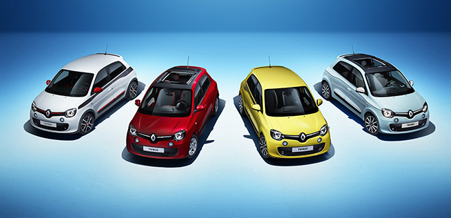 Nouvelle Twingo : Renault réinvente sa citadine