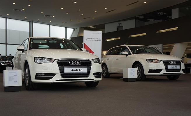 Ennakl Automobiles lance la nouvelle Audi A3