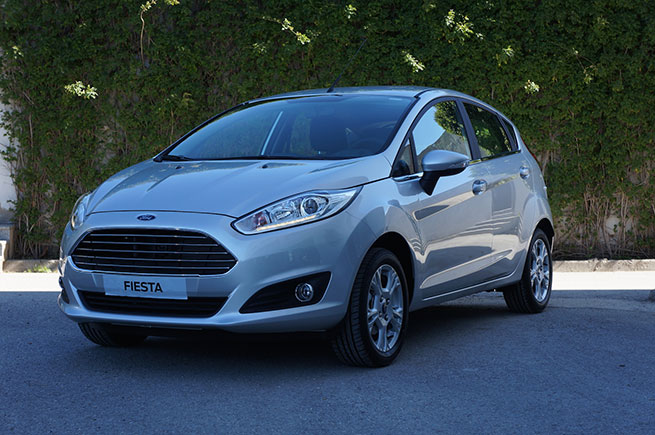 La Fiesta Titanium Plus disponible chez Alpha Ford