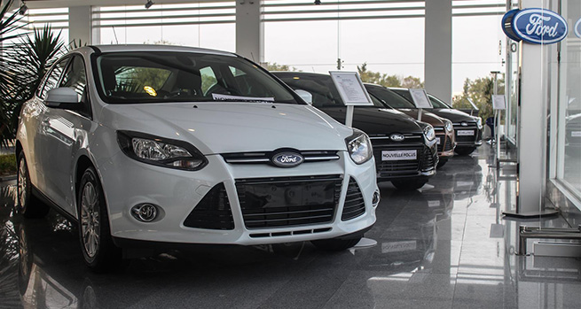 La Ford Focus en promotion chez Alpha Ford