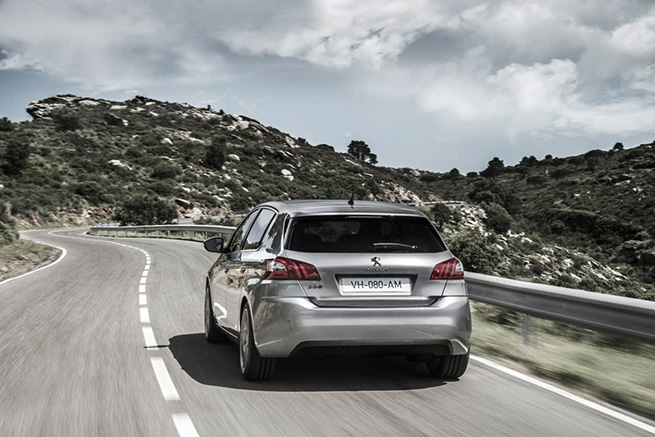 La nouvelle Peugeot 308 élue Car of the Year 2014
