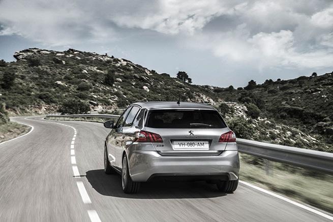 La nouvelle Peugeot 308 élue Car of the Year 2014