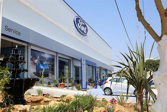 Ford ouvre un nouveau showroom à Sousse