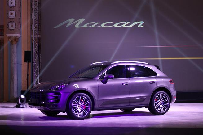 Lancement du Porsche Macan en Tunisie