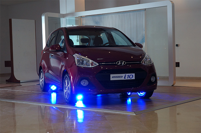 Lancement officiel de la Hyundai Grand i10 en Tunisie