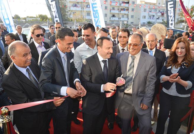 Mazda ouvre une nouvelle agence à Sfax