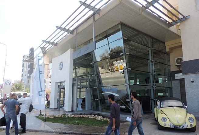 Nouvelle succursale Ennakl Automobiles à Gabès