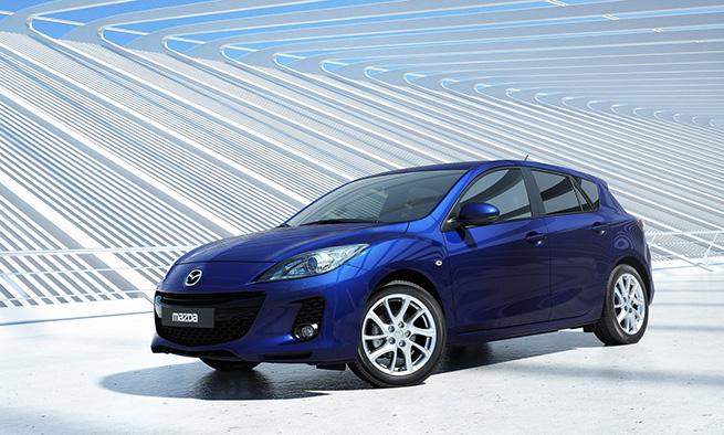 Promotion exceptionnelle sur la Mazda 3 à 39.500 DT !